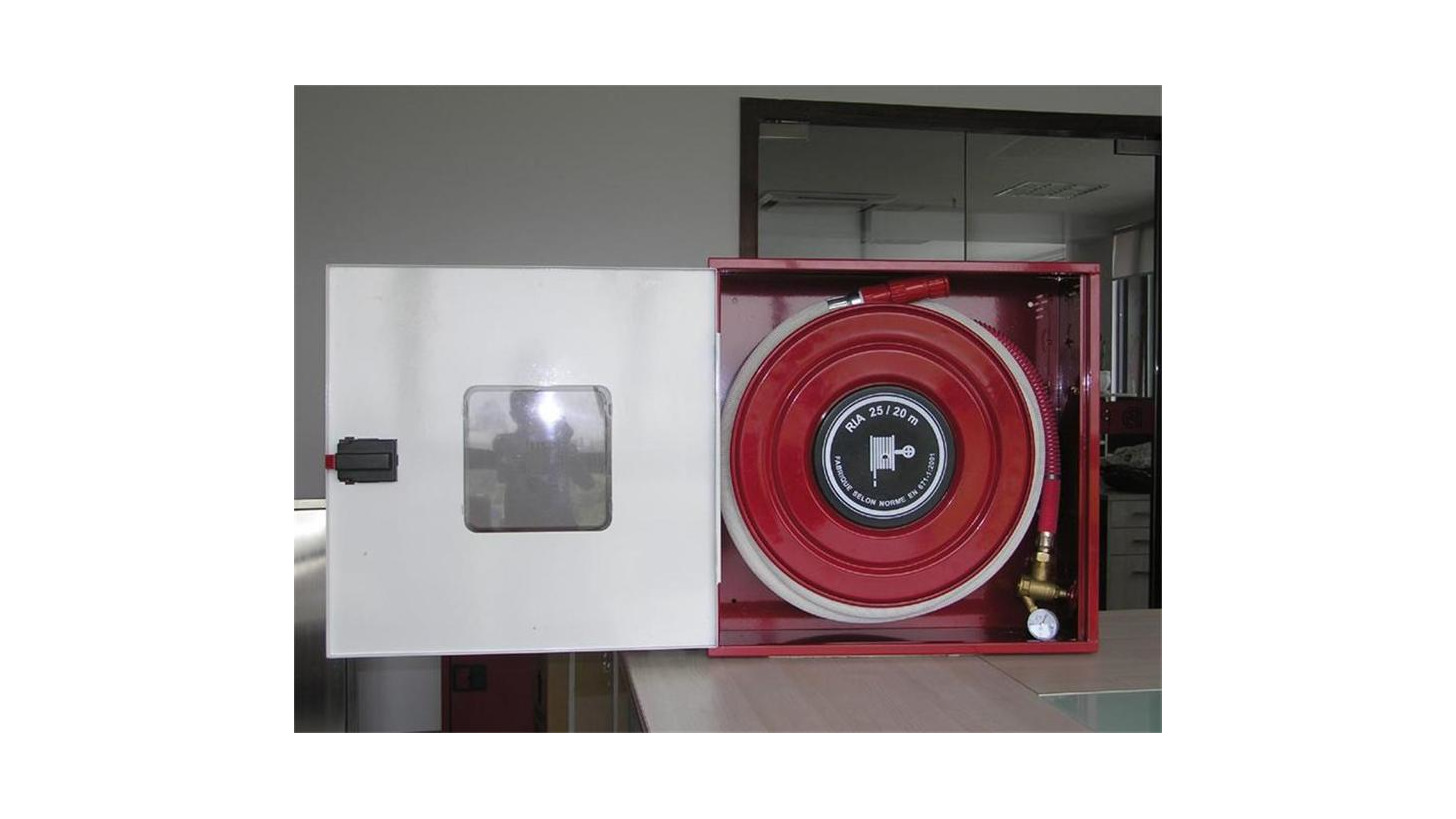 Logo Circular loom for fire hose