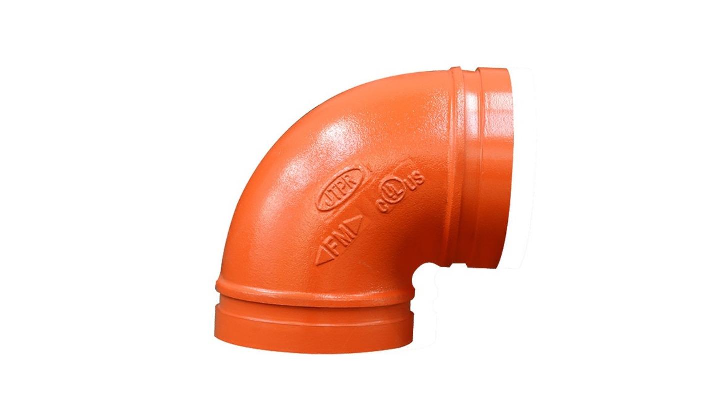 Logo 90° Elbow