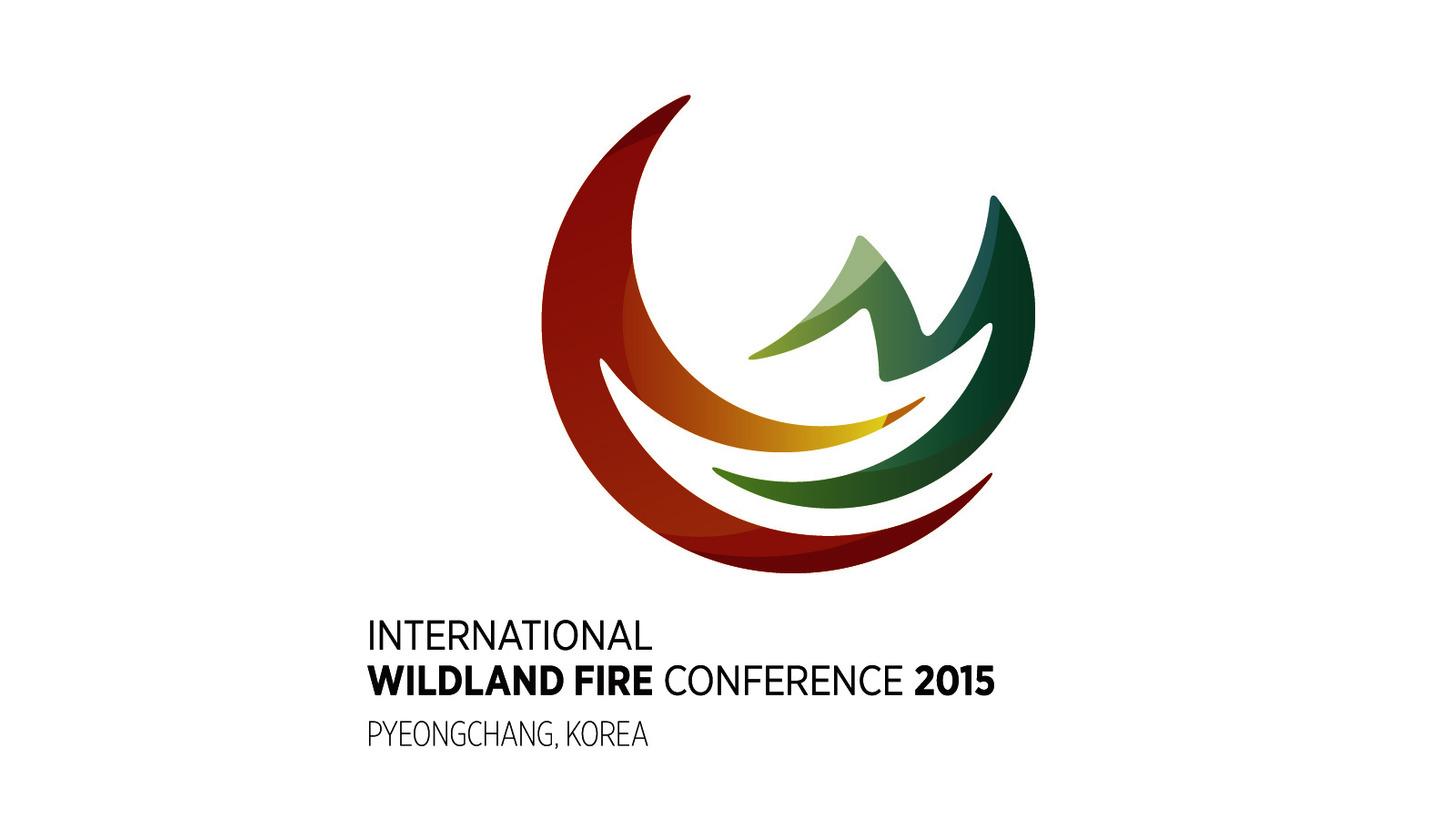 Logo International Wildland Fire Conference