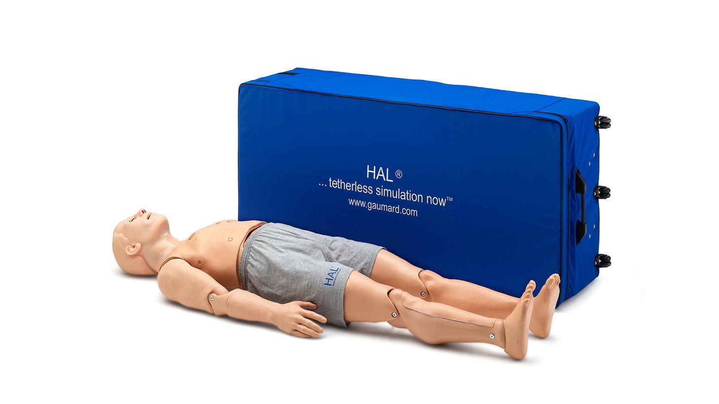 Logo Simulators & Healthcare Training devices