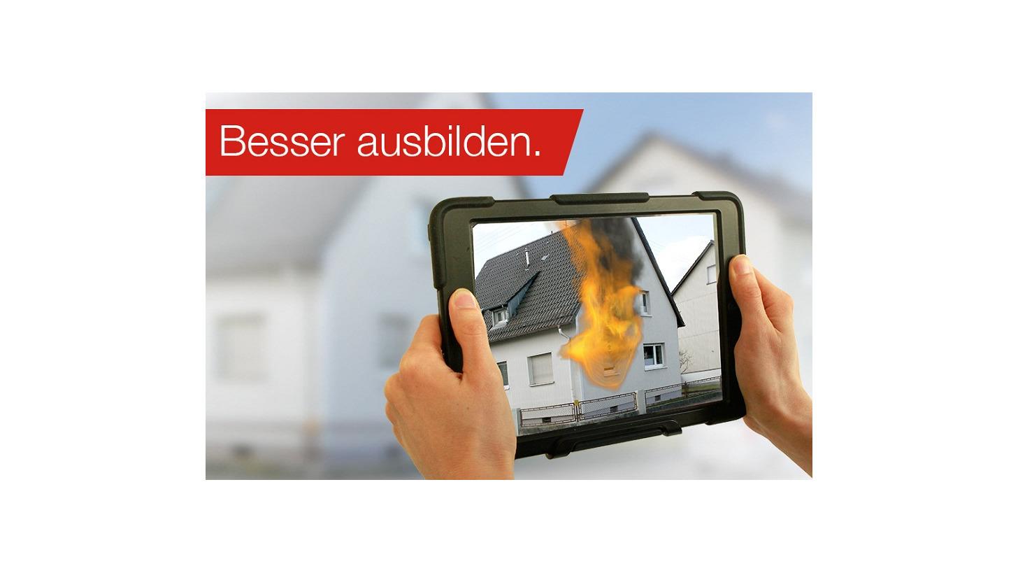 Logo FireTactics - Mobile Ausbildung