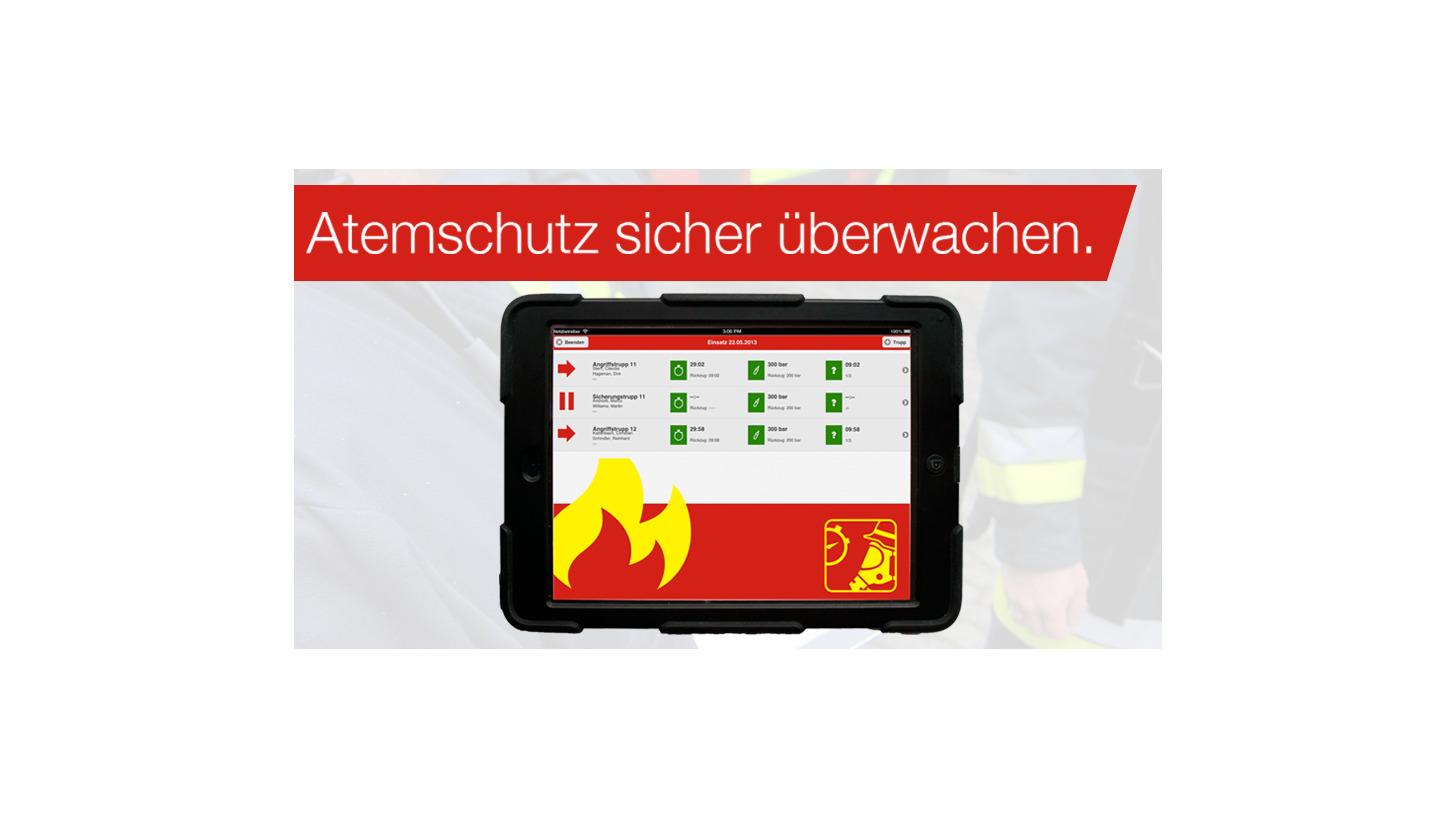 Logo AirSec - Digitale Atemschutzüberwachung