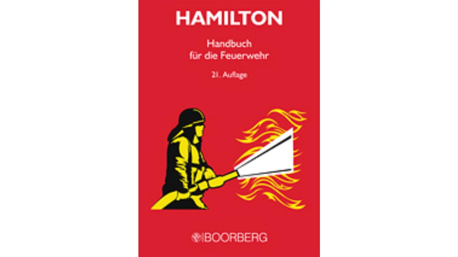 Logo HAMILTON Handbuch für die Feuerwehr