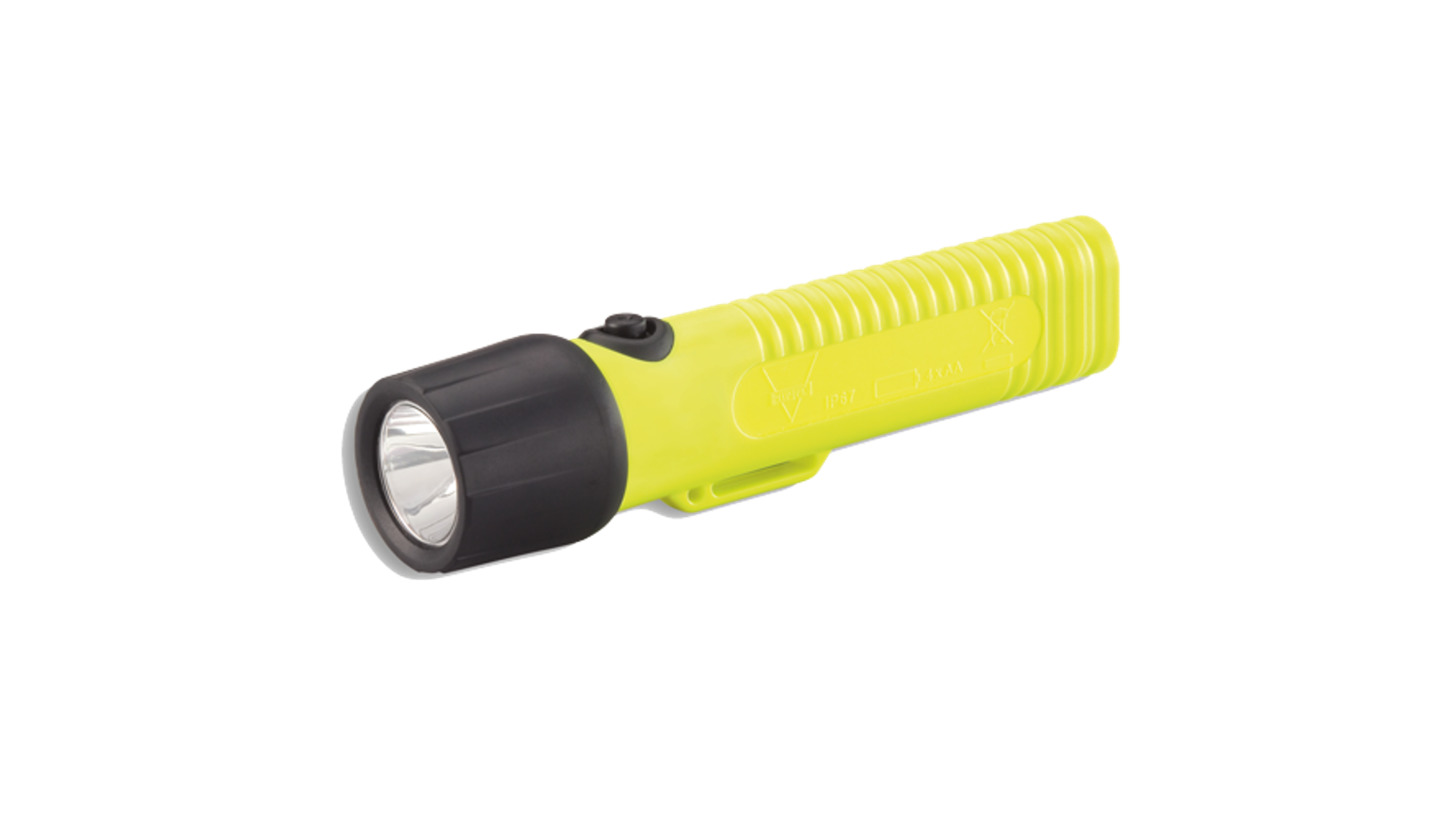 Logo High-power LED torch HL 10 EX
