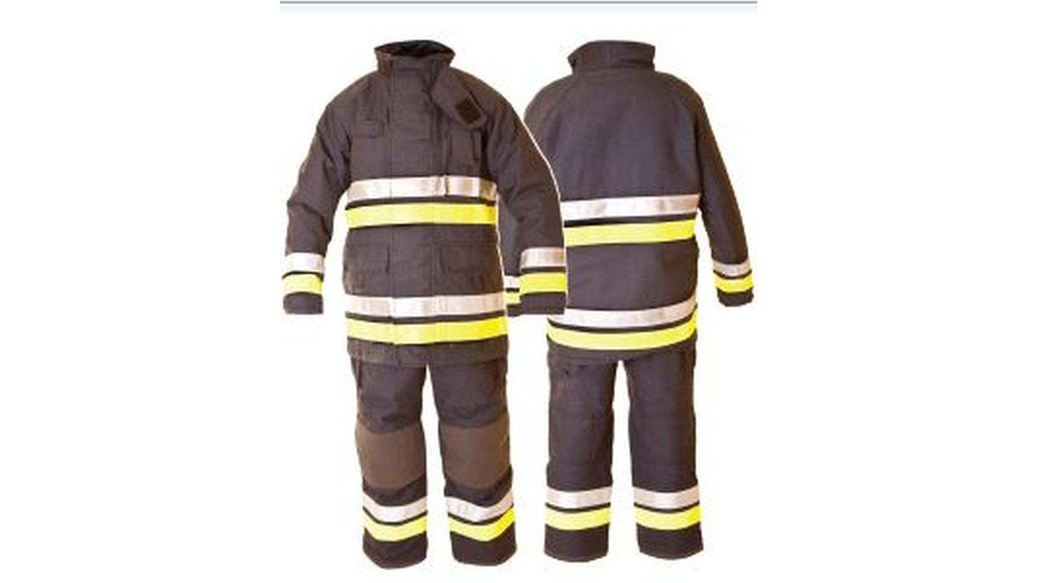 Logo Eagle Carbon X Nano Tec Fire Suit