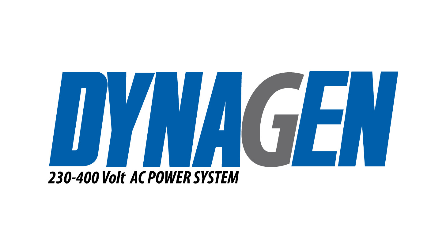 Logo DYNAGEN 230/400 Volt AC Power System