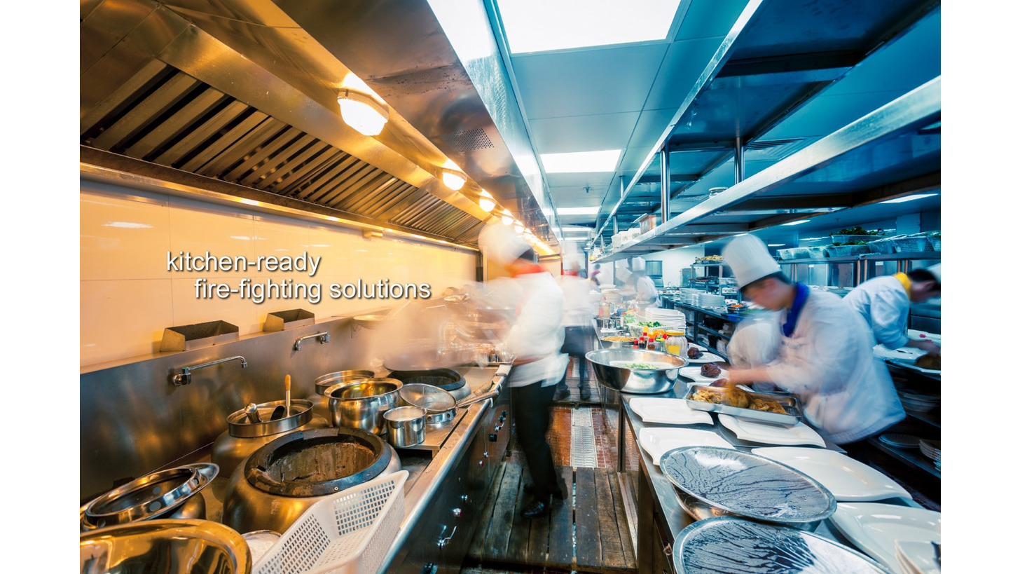 Logo Kitchen fire protection systems