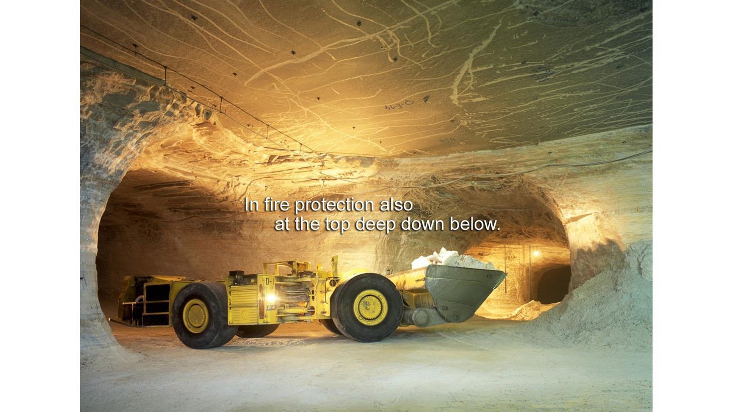 Logo Brandschutzlösungen für Bergbaufahrzeuge