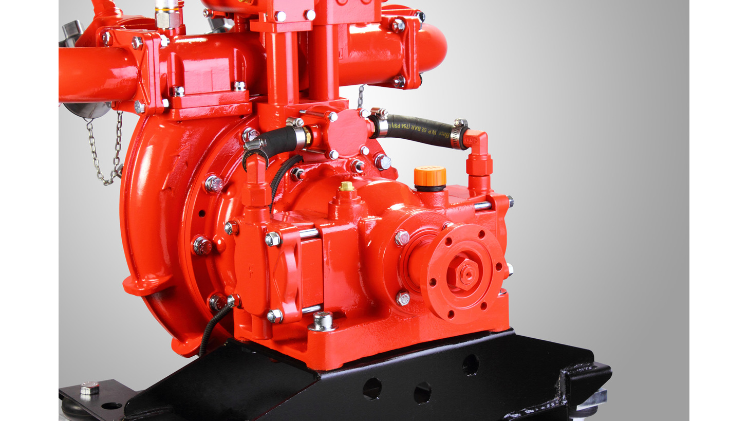 Logo Endura Series Fire Pumps