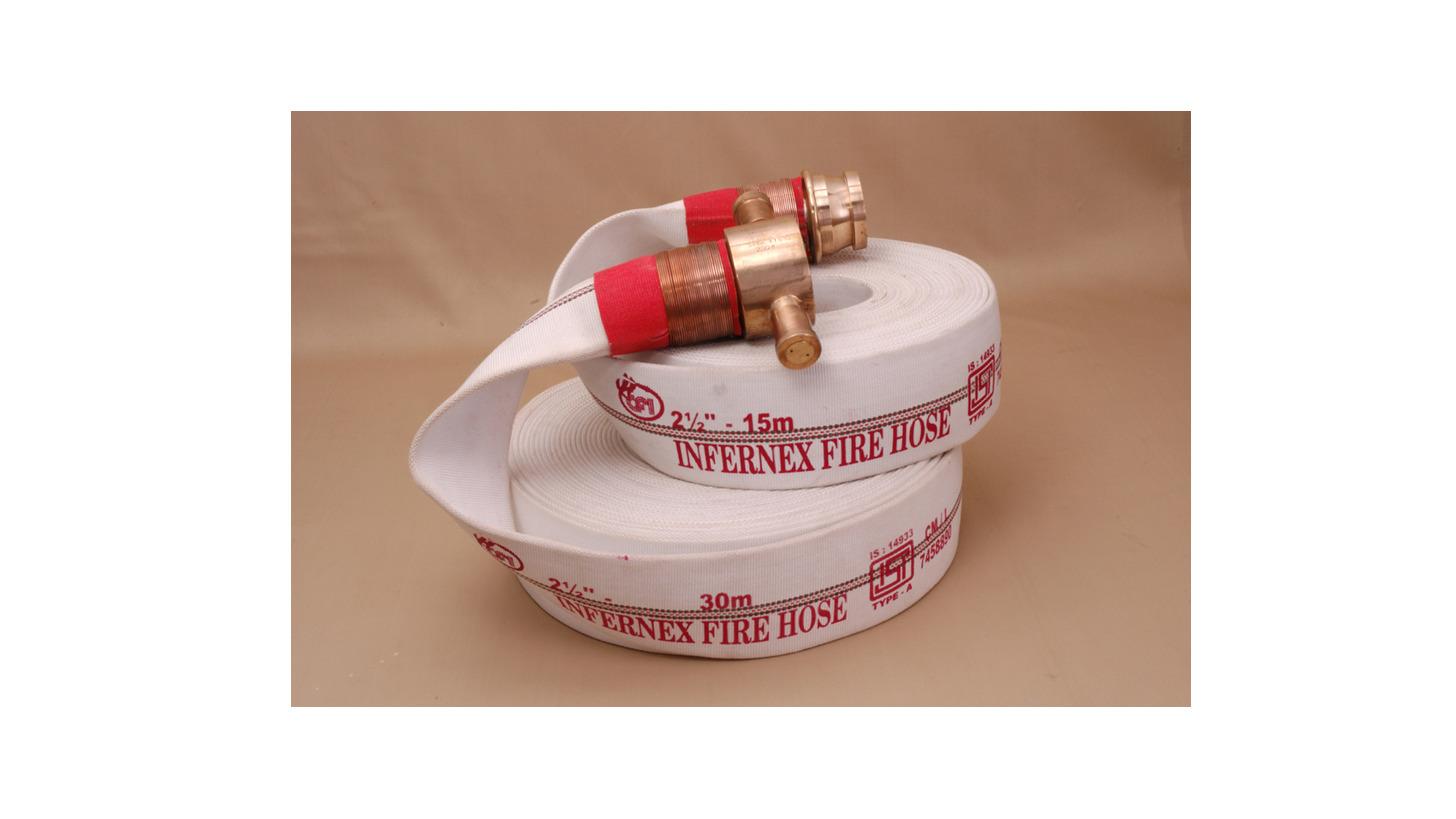 Logo Infernex Brand Fire hose