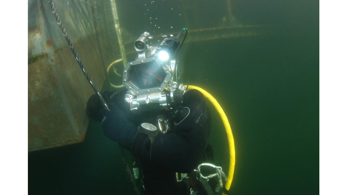 Logo Diving Helmet Gorski helmet