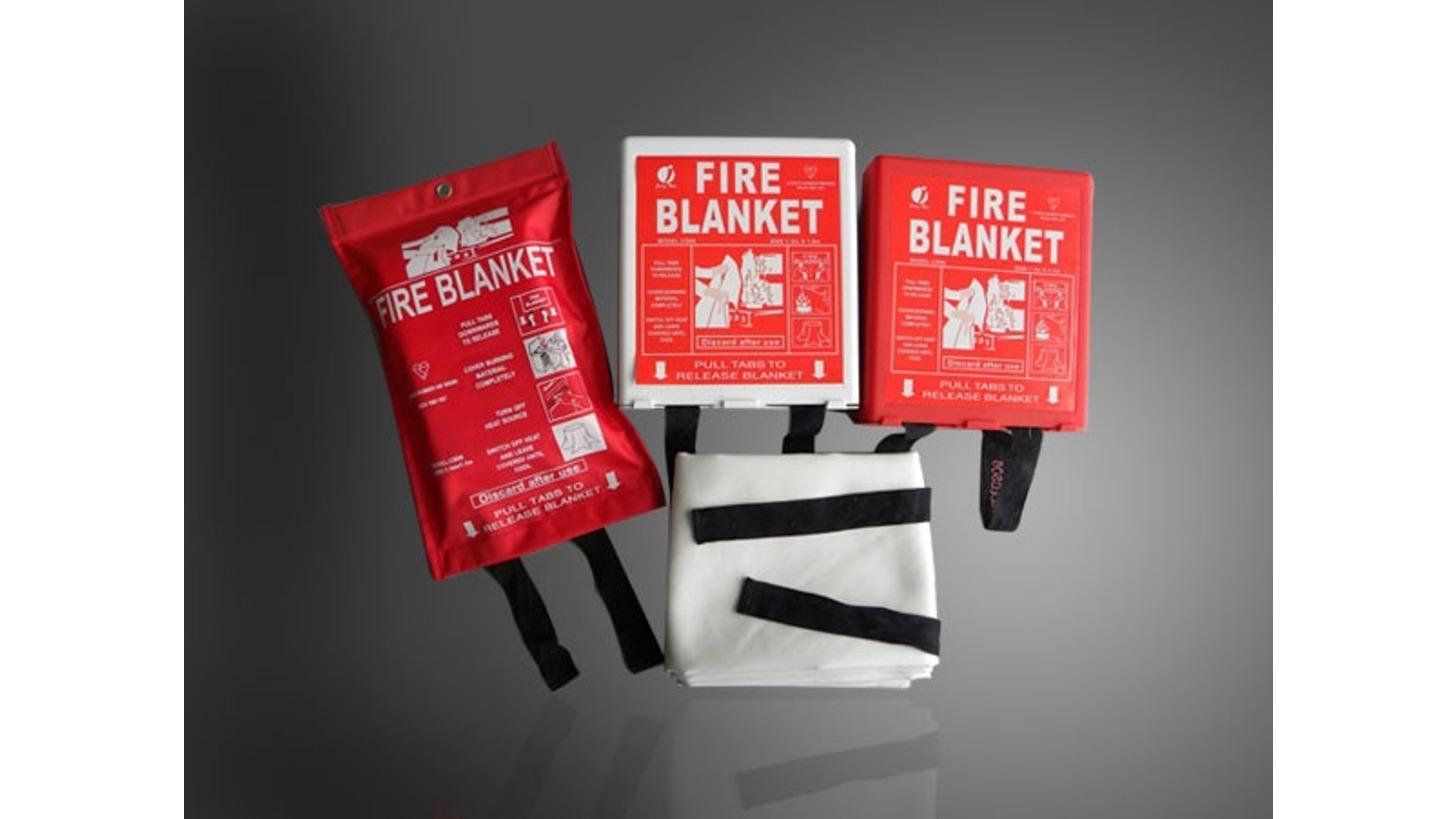 Logo BS EN 1869:1997 Standard Fire Blanket