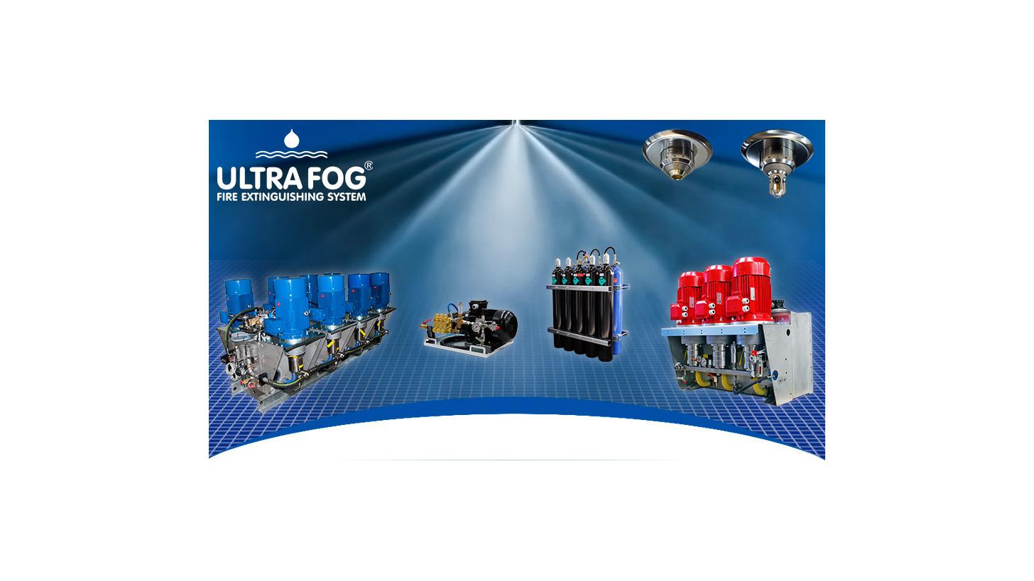 Logo Ultra Fog technology