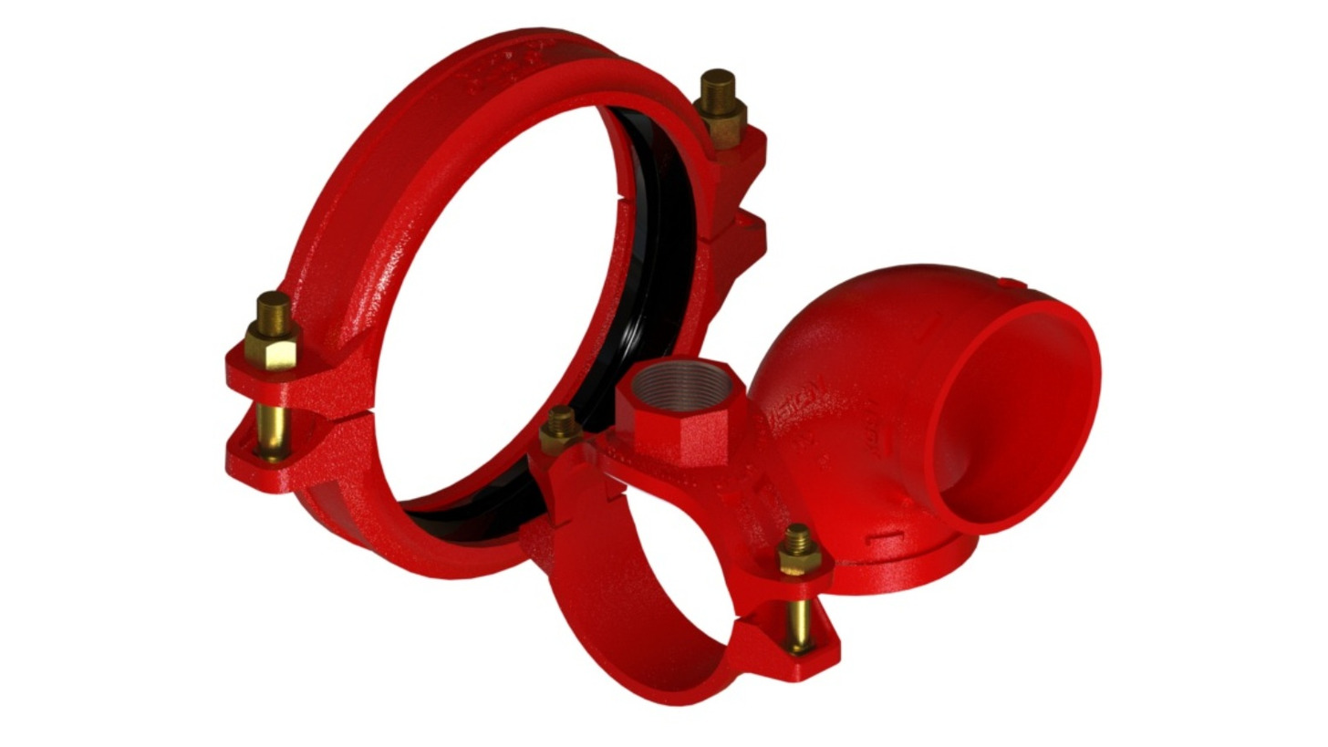 Logo Grooved Coupling & Fittings