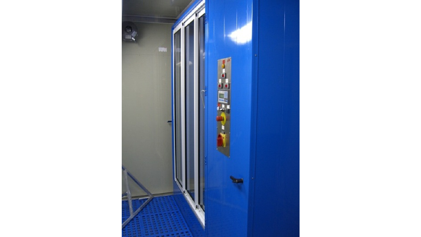 Logo Cleaning, Desinfection & Drying Cabins