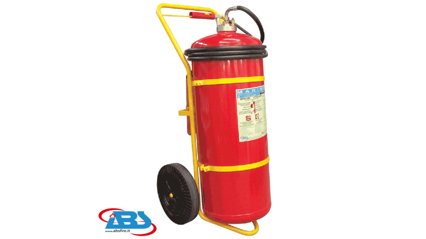 Logo Foam Sealfire ABF&#174 Fire Extinguisher