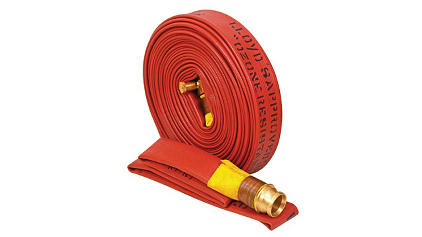 Logo Industrial & Municipal Fire Hose Type 3