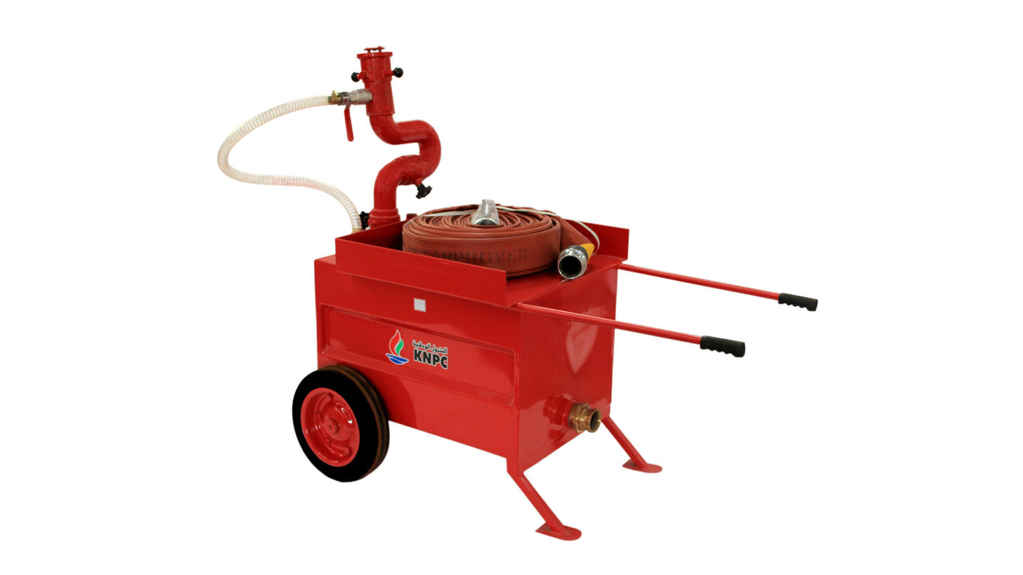 Logo Quick Attach Foam Cart