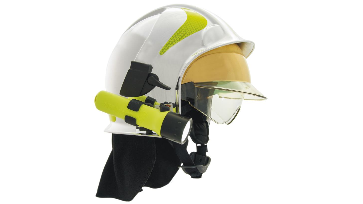 Logo Firefighter helmet Calisia Vulcan type C