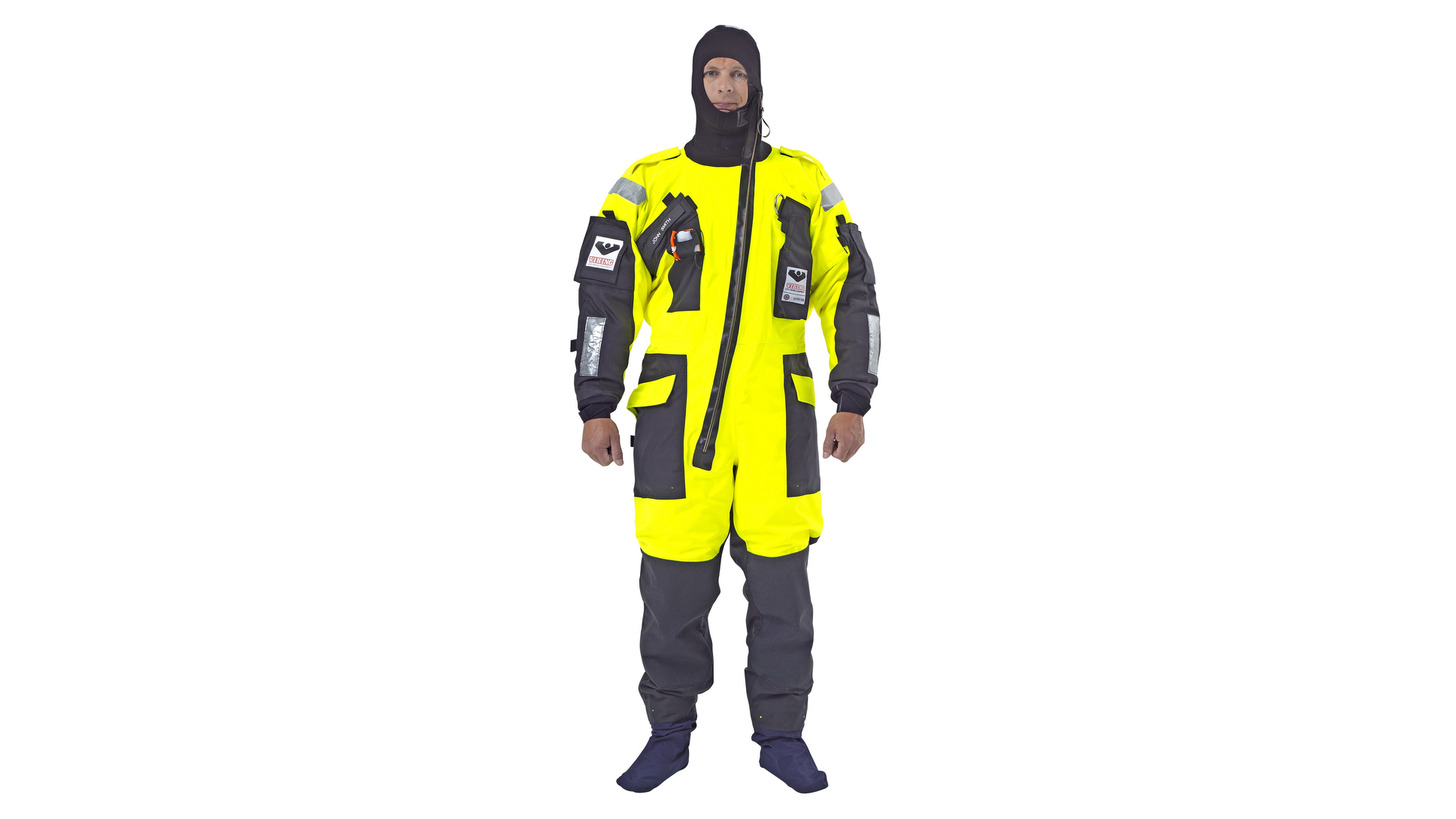 Logo VIKING Anti-exposure suit - PS4170