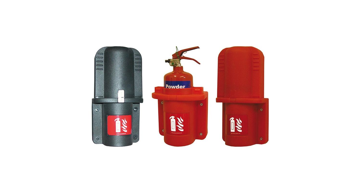 Logo JFEX03 Top Loader Fire Extinguisher Box