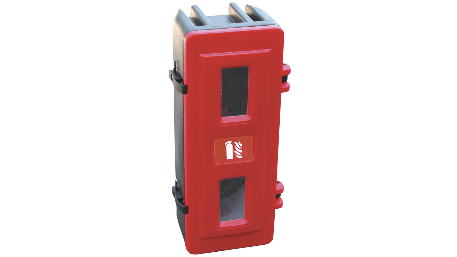 Logo JBWE70 - Fire Extinguisher Box