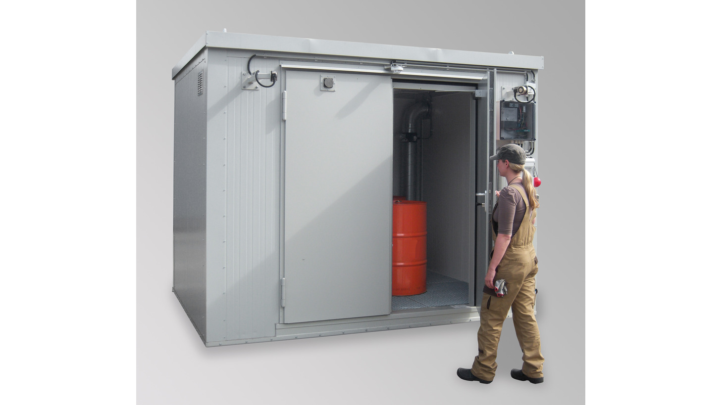 Logo Fire Protection Container (BSC) F90Steel