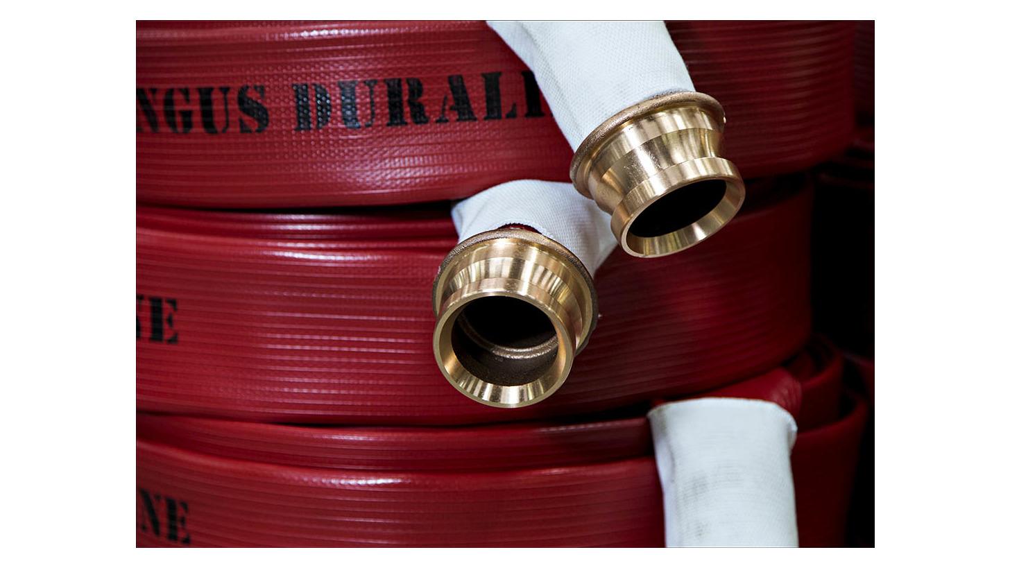 Logo Duraline Fire Hose