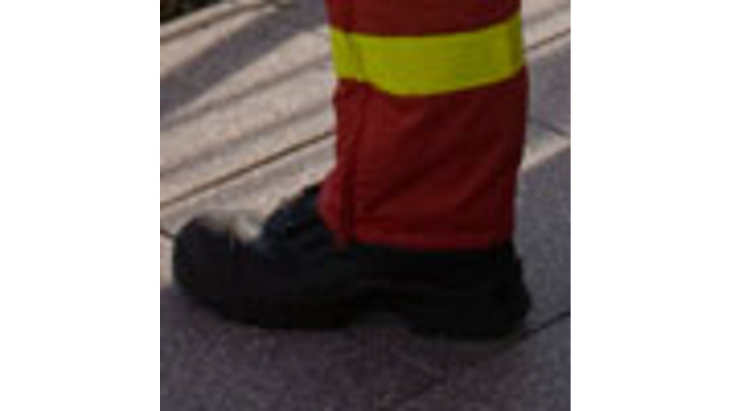 Logo Rescue Services - Footwear