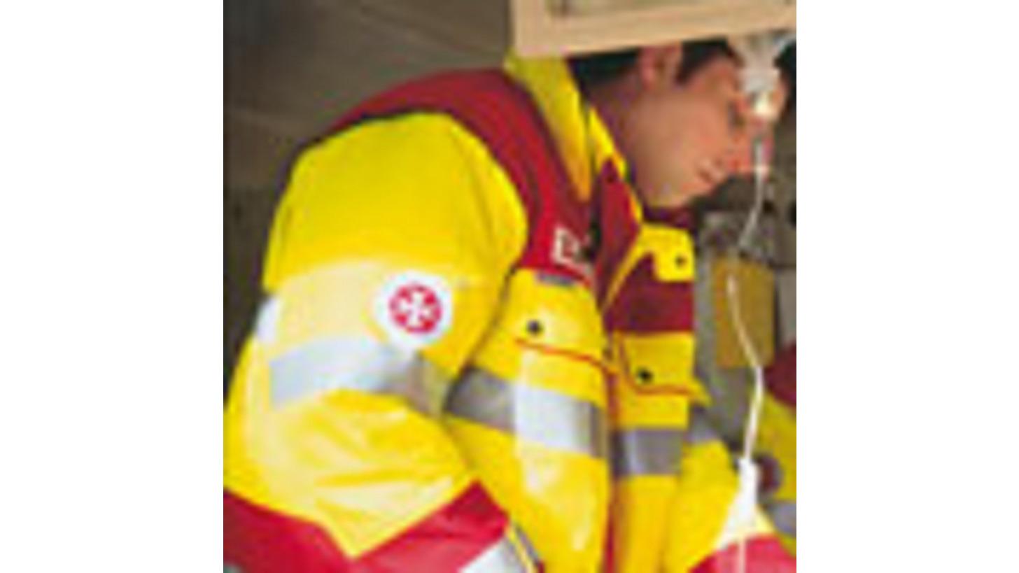Logo Ambulance - Turnout Garments