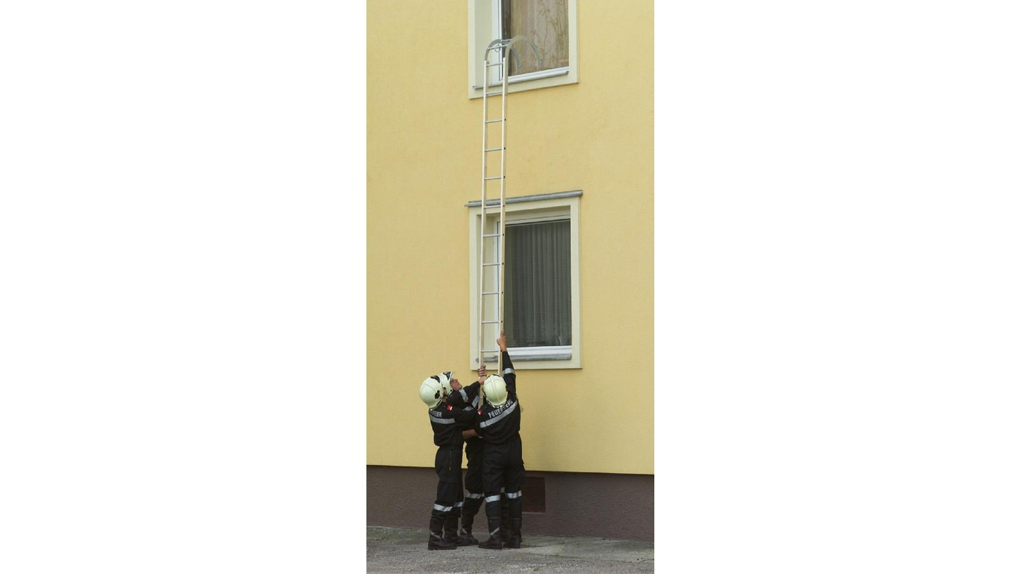 Logo Fire-Ladders according EN1147 and ÖNORM