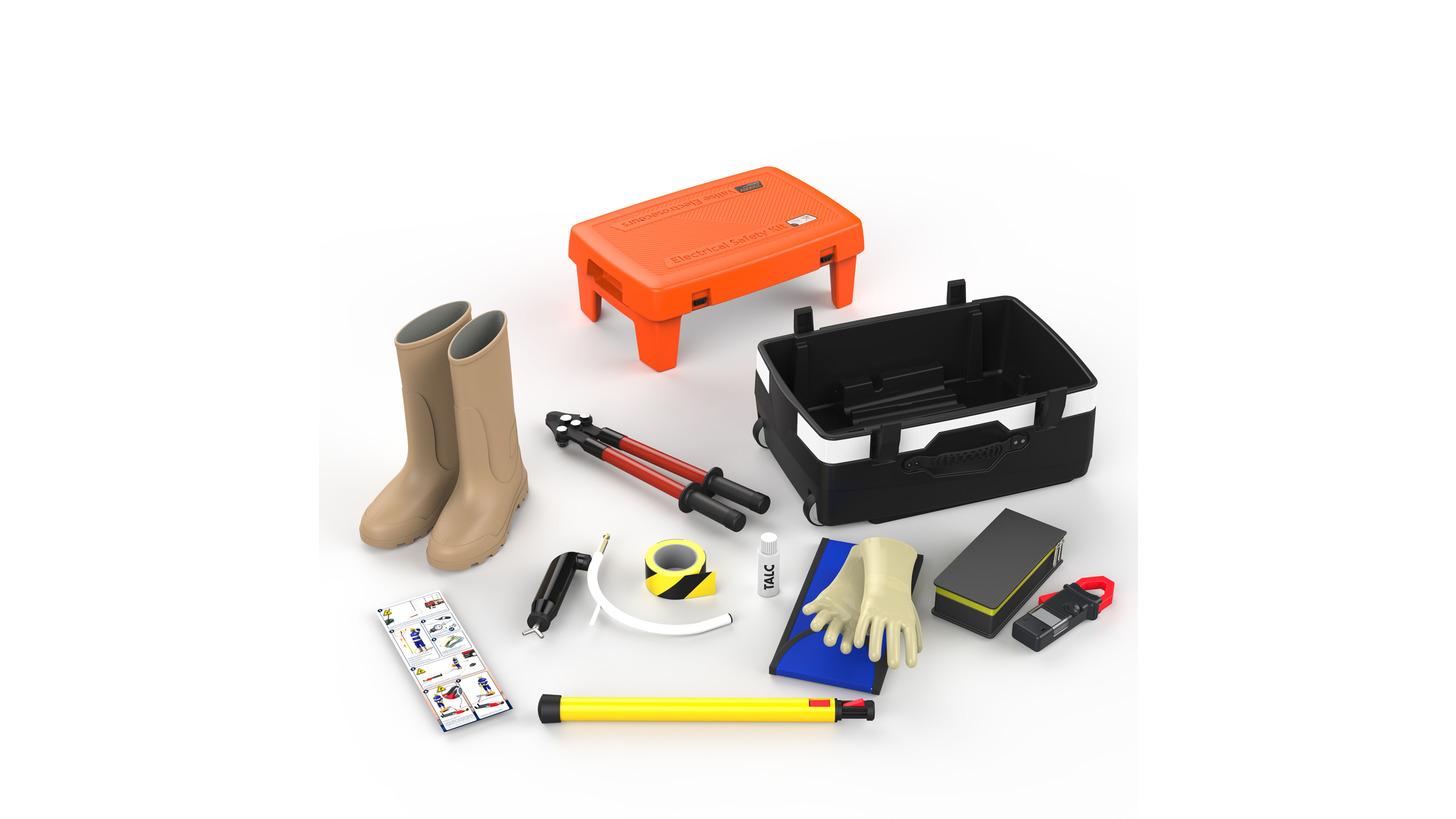 Logo Electrical Emergency Kit 25 or 36 kV