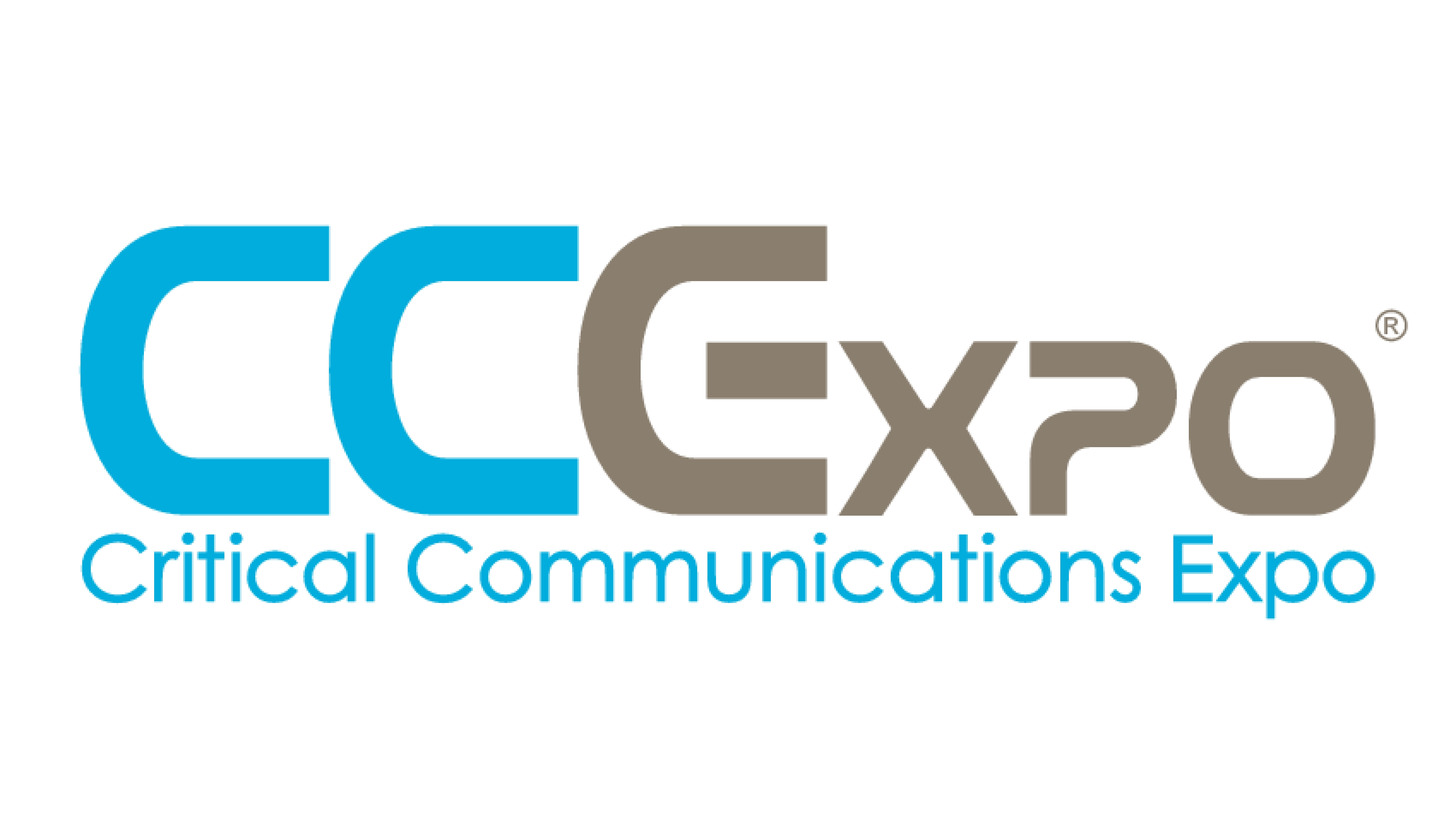 Logo CCExpo Critical Communications Expo