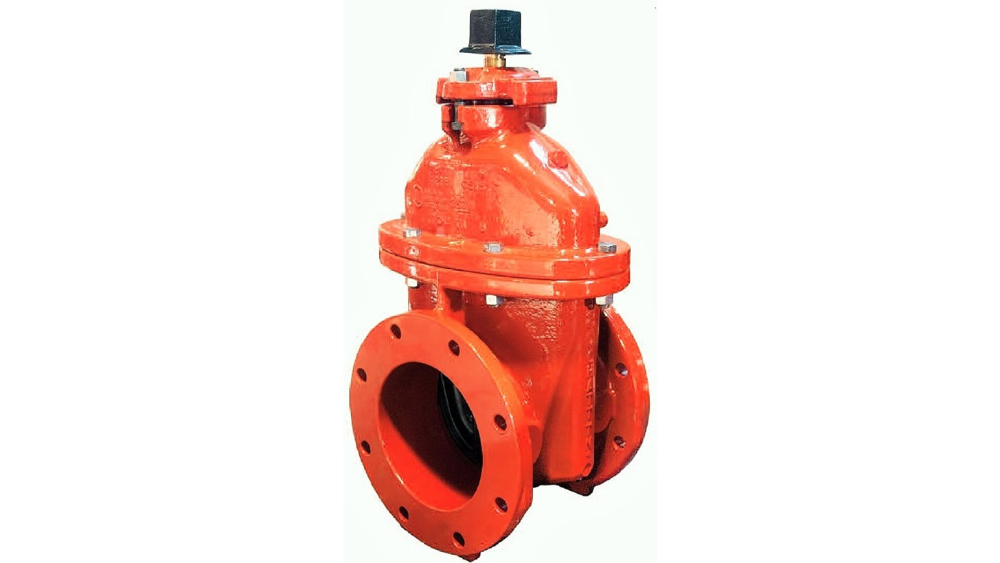 Logo 350psi Resilient Wedge Gate Valve