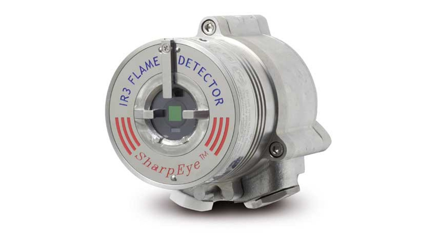Logo Spectrex SharpEye Flame Detector