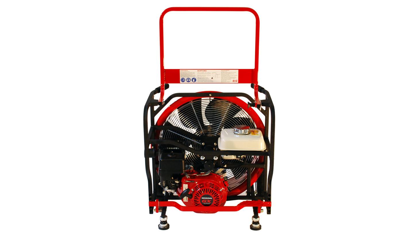 Logo Positiv Pressure Ventilator (PPV)