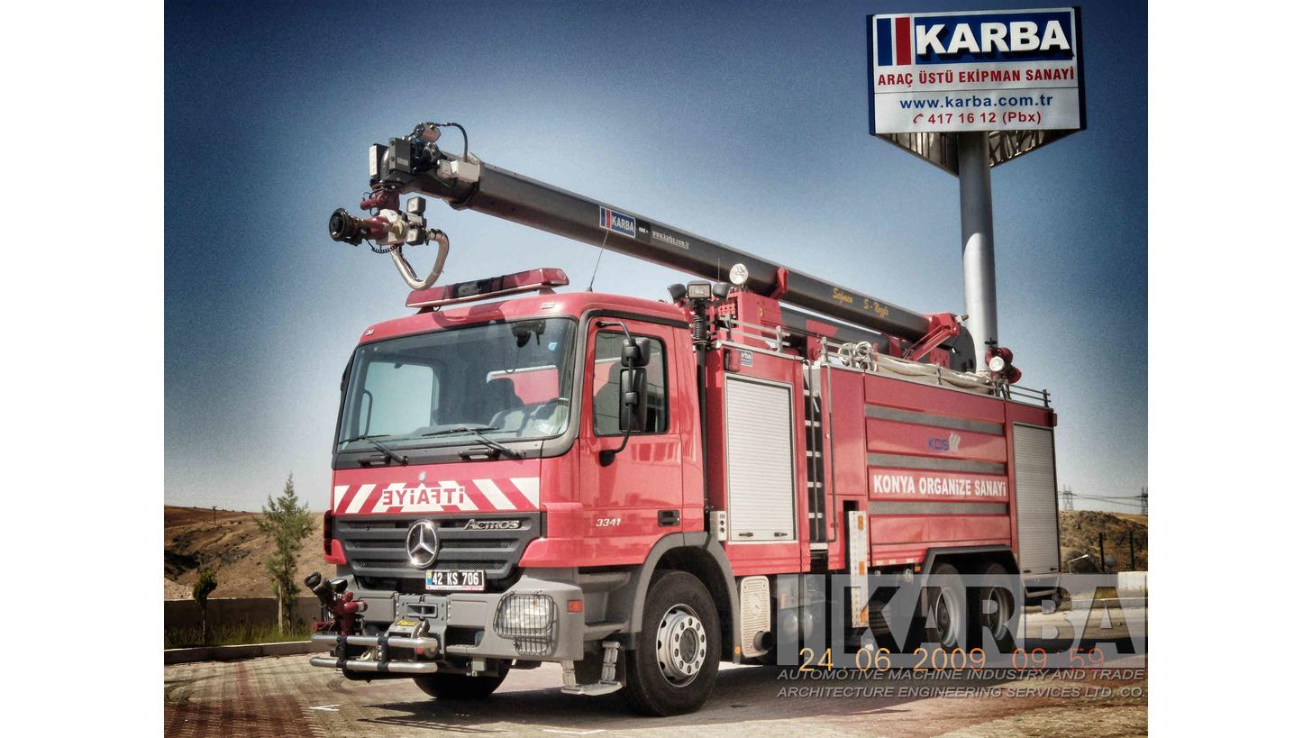Logo KARBA Special Purpose F&R Vehicles