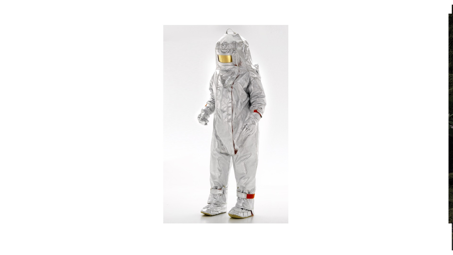 Logo Fire Entry Suit