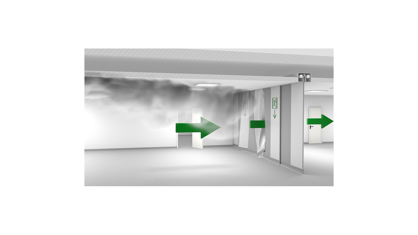 Logo Smoke curtains