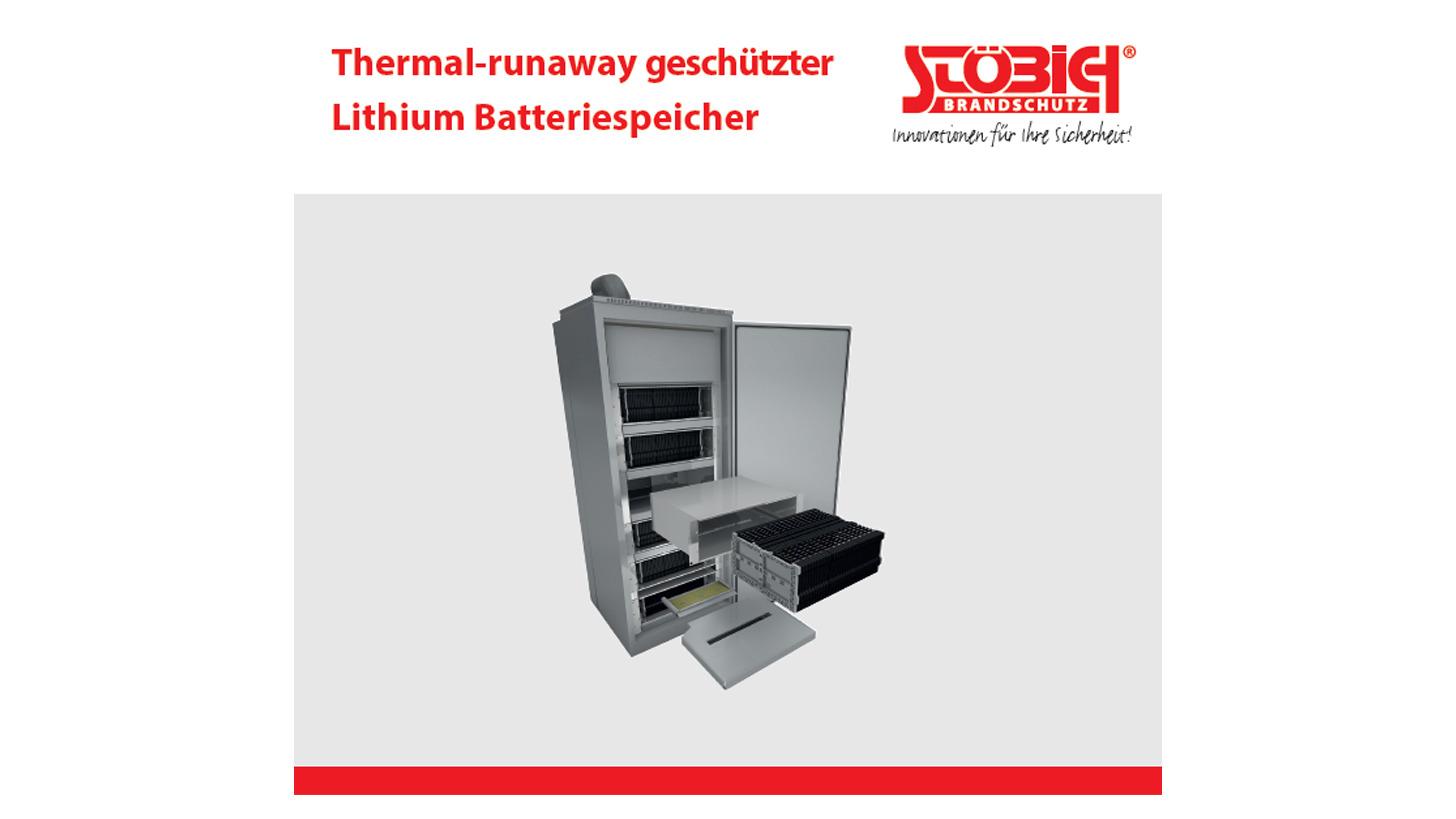 Logo Schutzsysteme f. Lithium-Ionen-Batterien