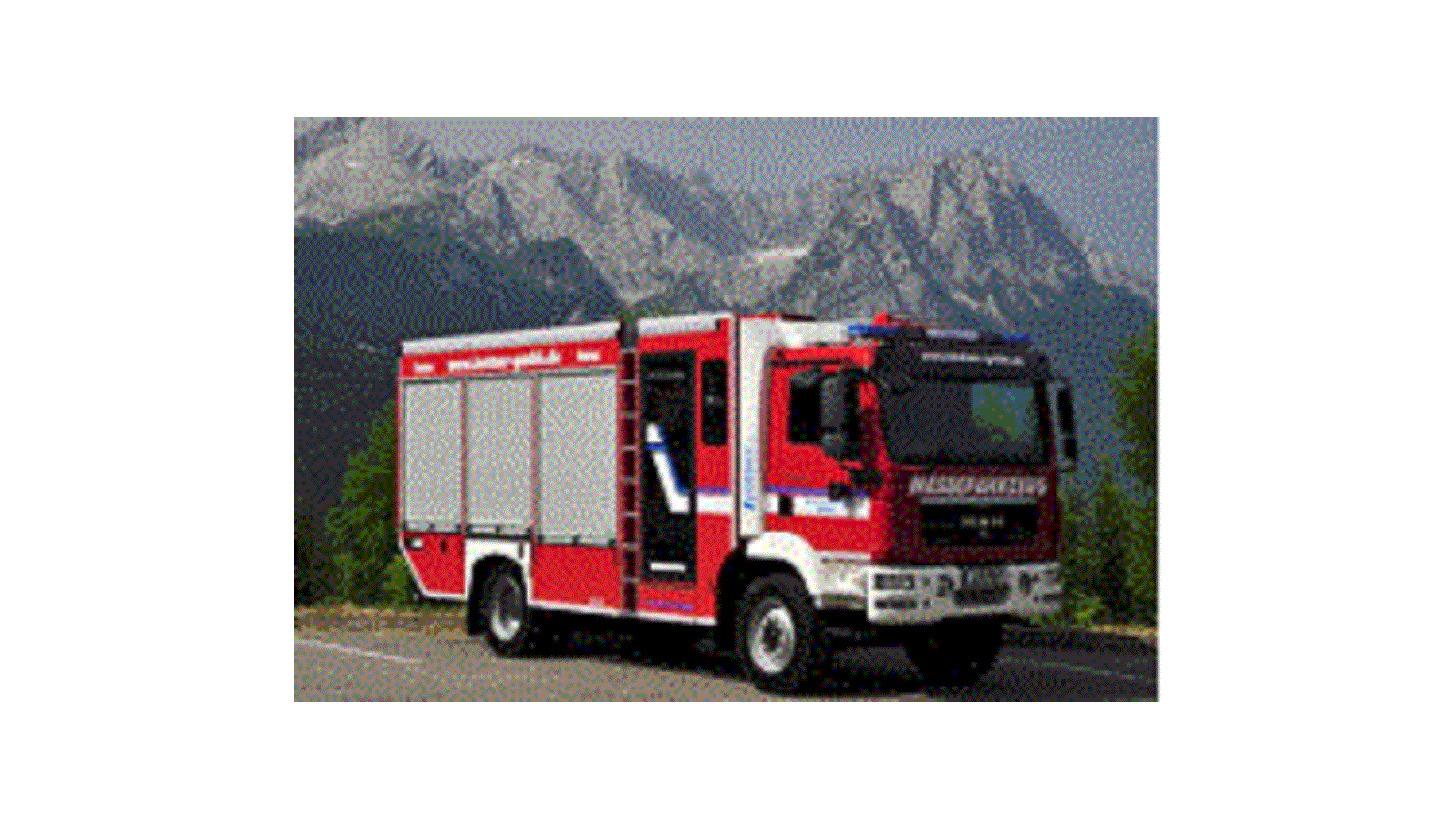 Logo KBT-Fire brigade vehicle doors
