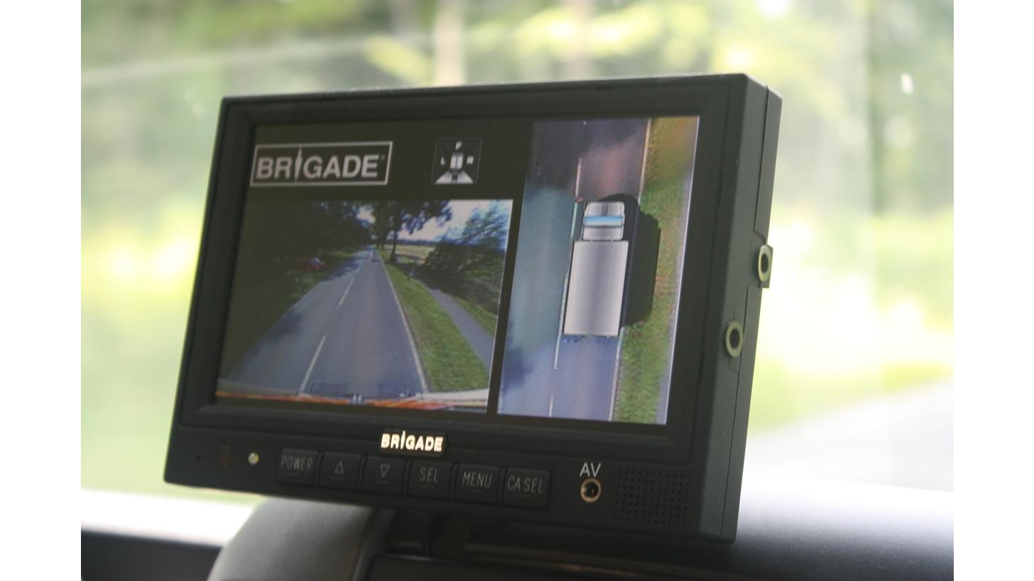 Logo 360° Kamera-Monitor System