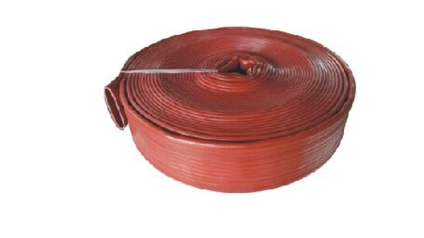 Logo Double Rubber/PVC/PU Fire Hose