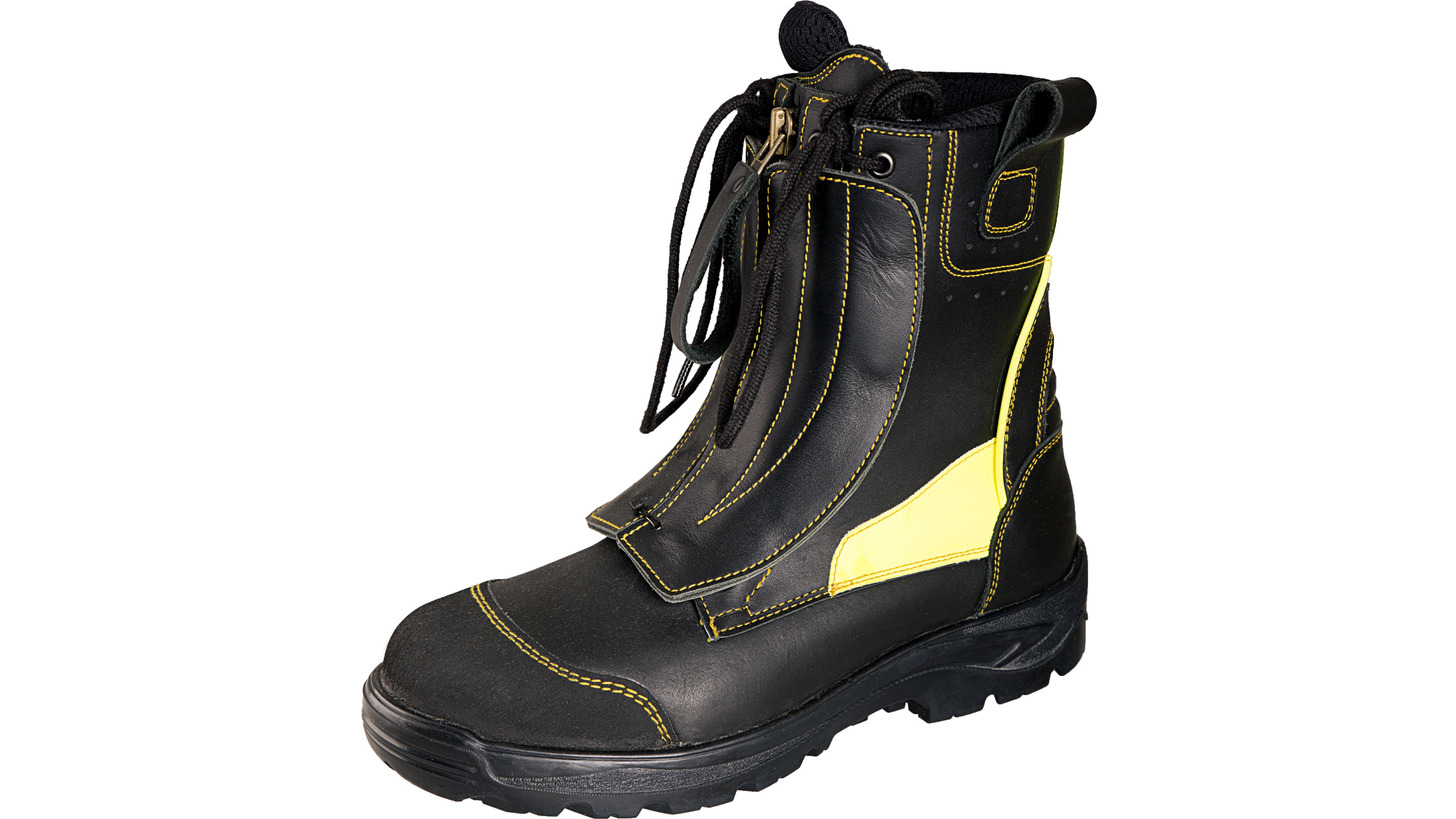 Logo PROTEKTOR FIRE 1- FIREFIGHTERS BOOTS