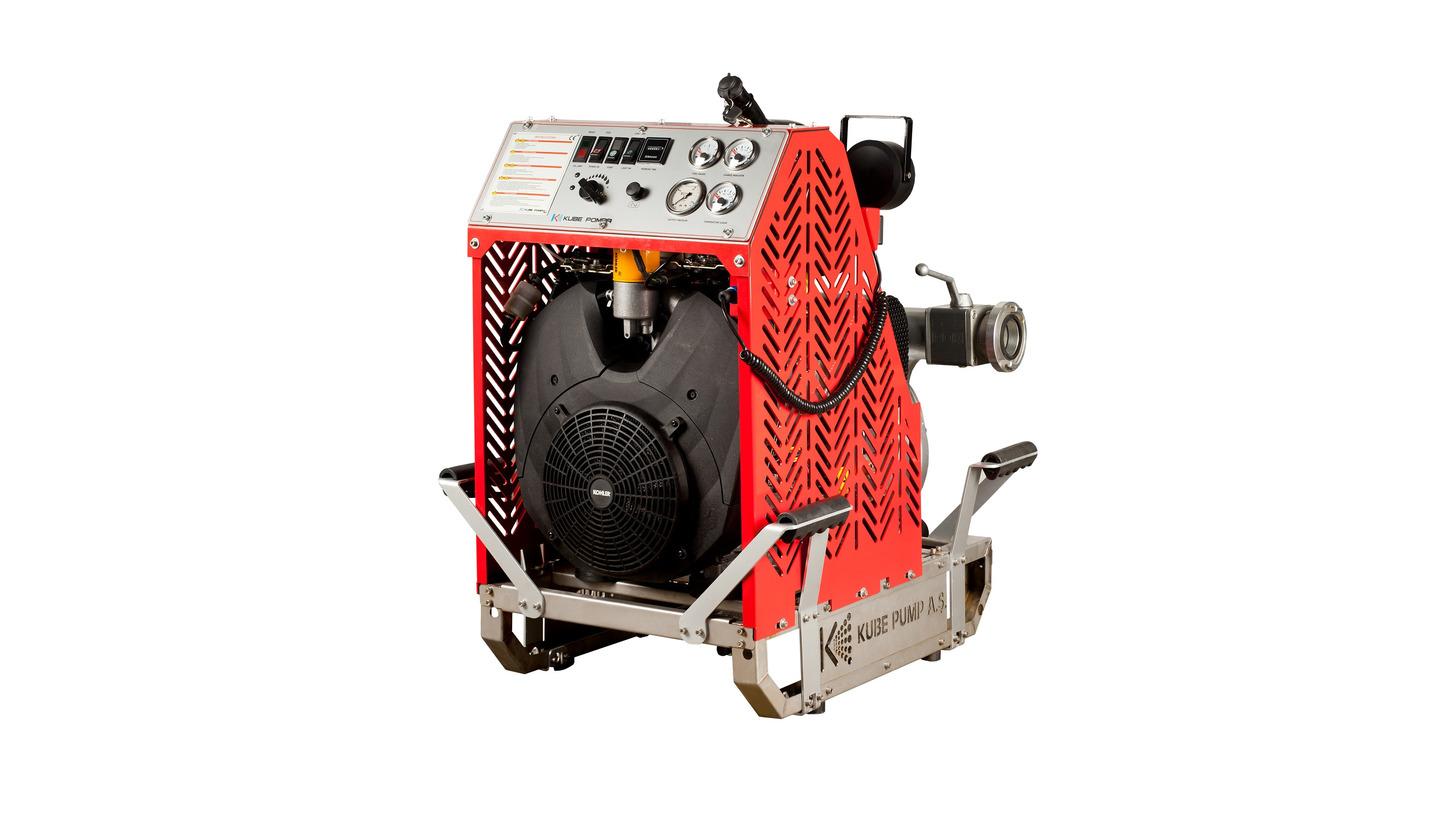 Logo Portable Pump