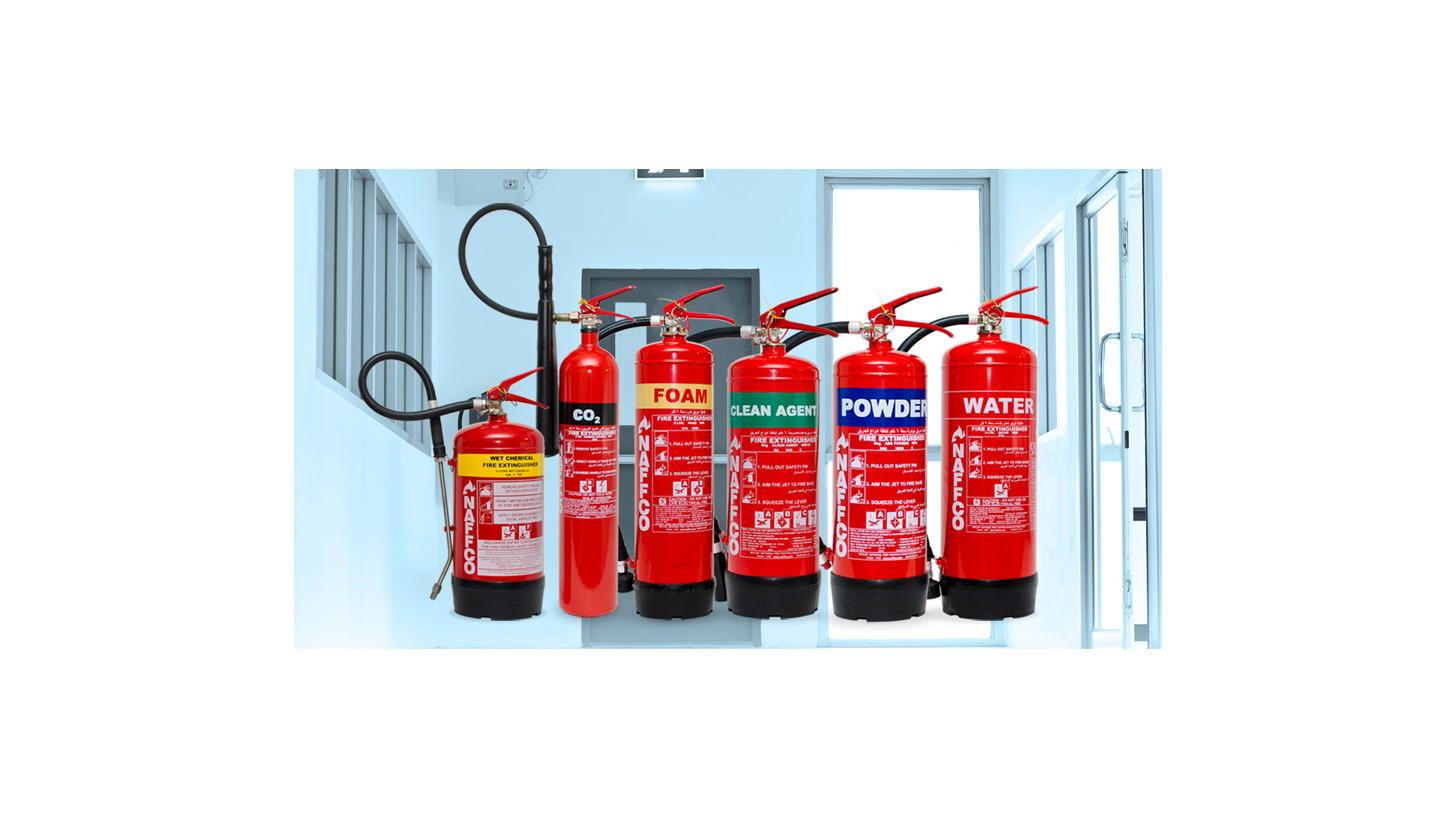 Logo Fire Fighting Equipment