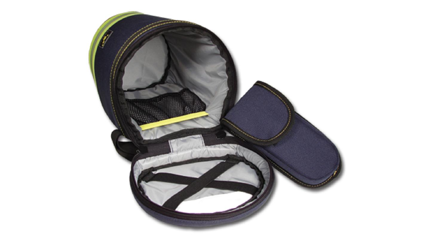 Logo RESPI Atemschutzmasken-Behälter
