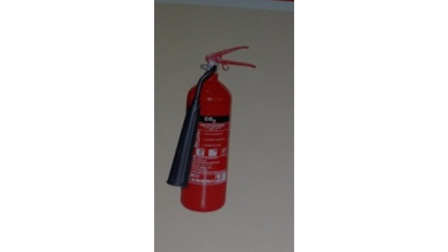 Logo Alloy-Steel 2KG CO2 Fire Extinguisher