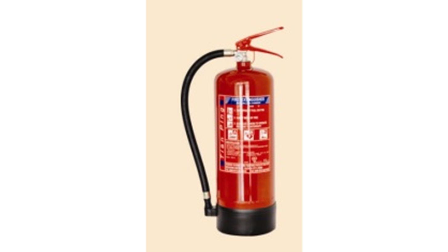 Logo Kitemark 6KG DryPowder Fire Extinguisher