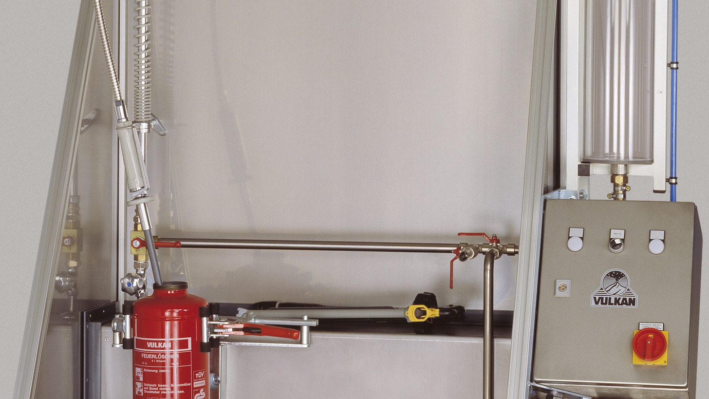 Logo Flüssig Feuerlöschmittel-Umfüllmaschinen
